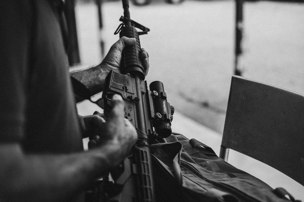 rifle shooting range photo