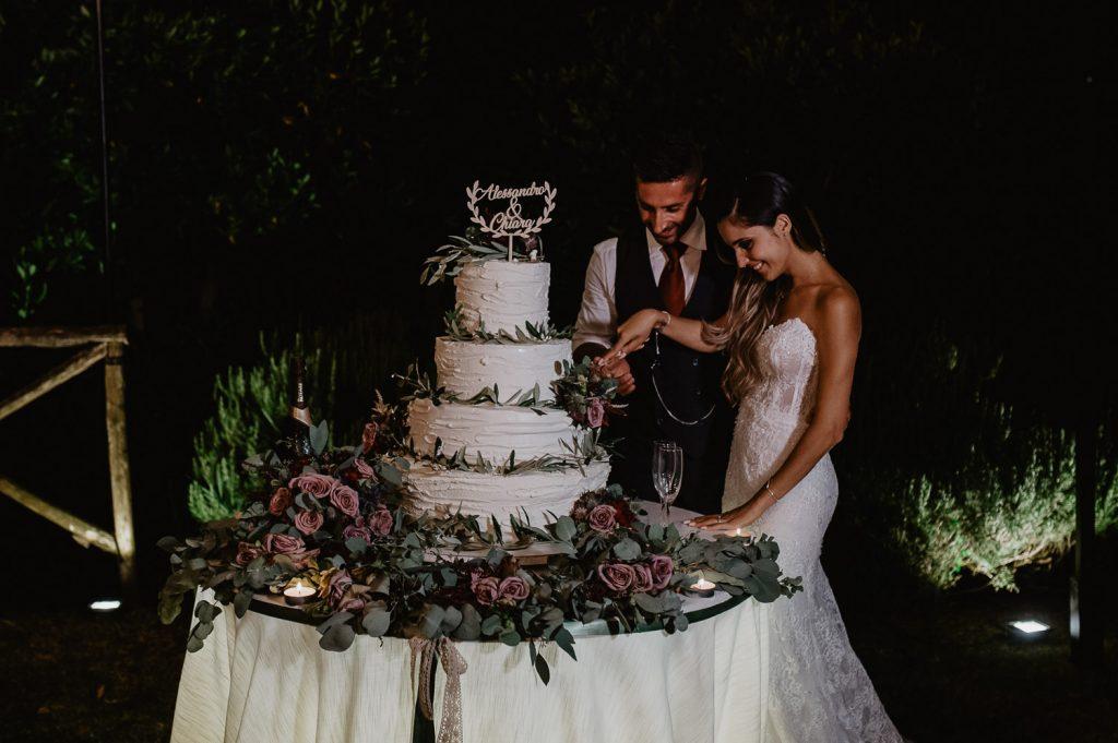 Tuscany wedding photo reportage