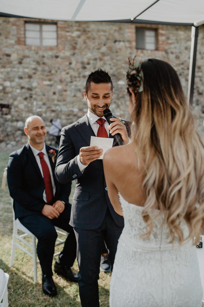 wedding destination photographer in Tuscany