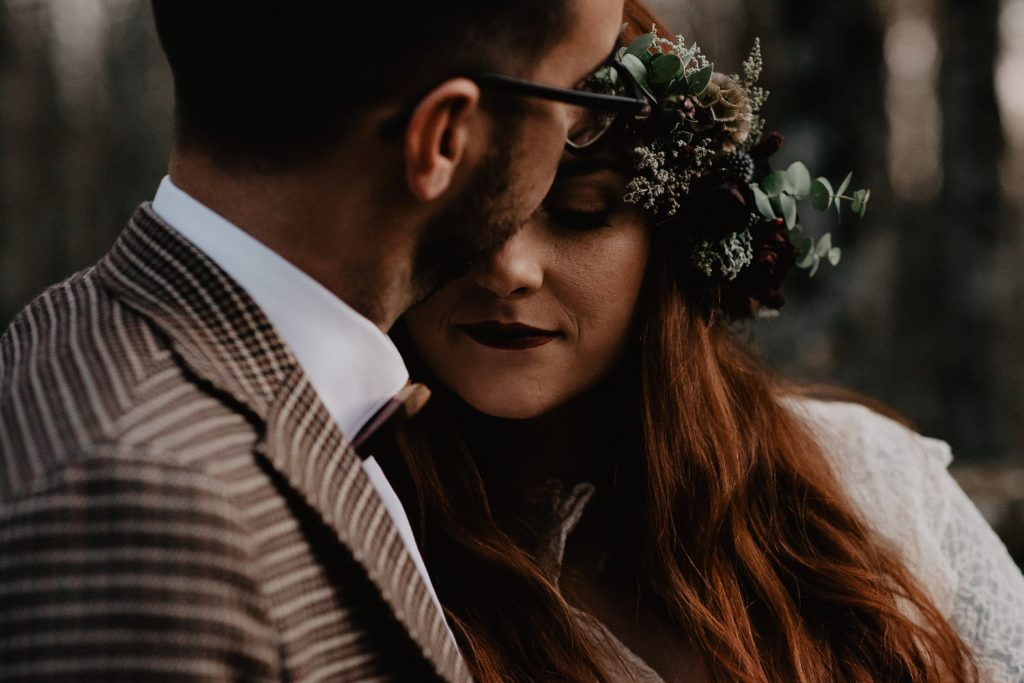 unconventional elopement photography in italy
