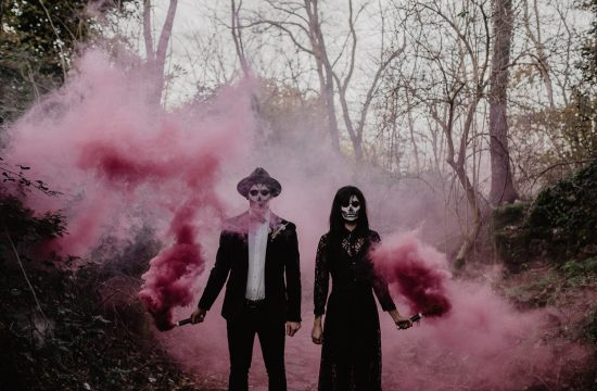 halloween elopement photographer Italy