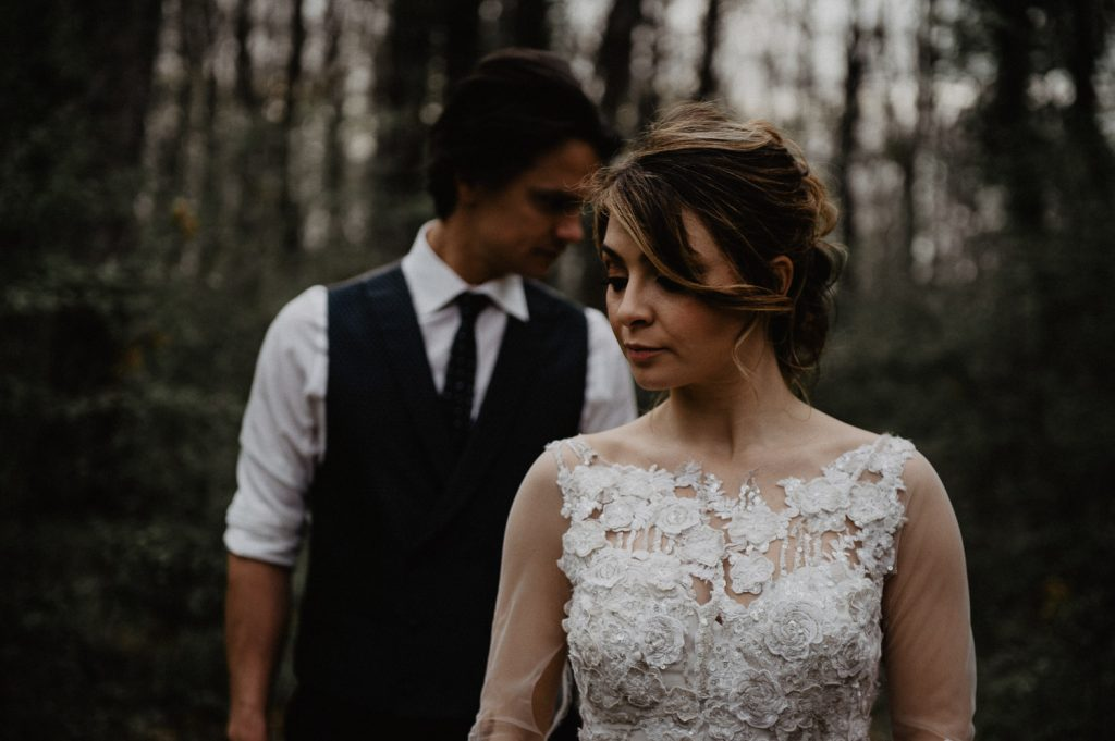 untraditional elopement photographer italy