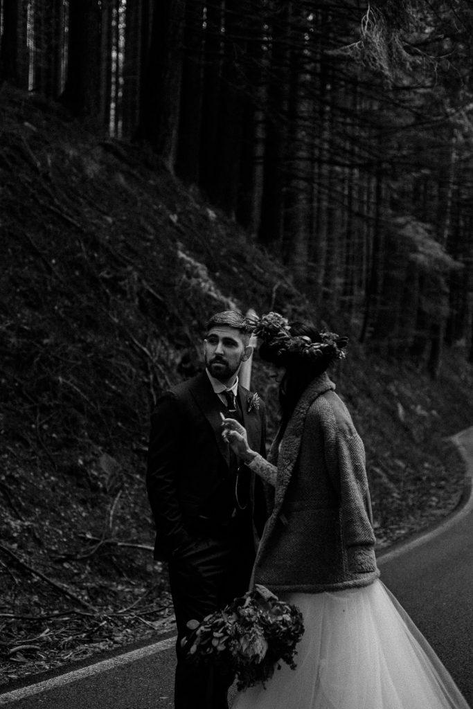 fotografo matrimonio non convenzionale italia